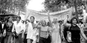 1978 Despenalización de la homosexualidad en España