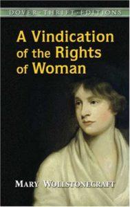 Vindicación de los derechos de las mujeres