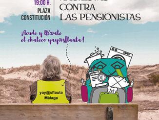 Violencias machistas contra las pensionistas