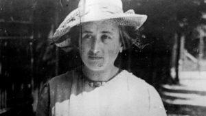 """Rosa Luxemburgo """"Yo fui, yo soy y yo seré"""""""