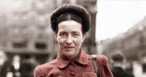 Nace Simone de Beauvoir