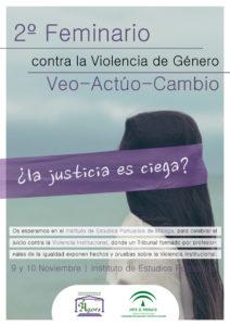 2º Feminario contra la Violencia de Género @ Instituto de estudios portuarios