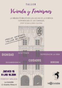 Femfest Vivienda y Feminismos @ La invisible