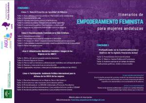 Itinerarios de Empoderamiento Feminista @ sin concretar