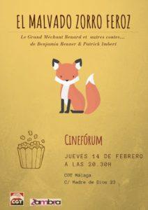 Cine Fórum @ CGT | Málaga | Andalucía | España
