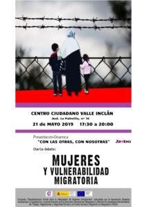mujeres y vulnerabilidad migratoria @ Centro ciudadano en Palma Palmilla | Málaga | Andalucía | España