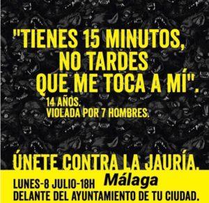 Únete contra la jauría @ Ayuntamiento de Málaga | Málaga | Andalucía | España