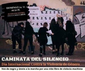 Caminata del silencio @ Inicio de calle Larios | Málaga | Andalucía | España